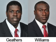 Kwame Geathers & Shawn Williams
