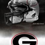 UGA Nike Pro Combat Helmet 3