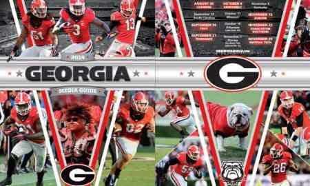 2014 UGA Football Media Guide