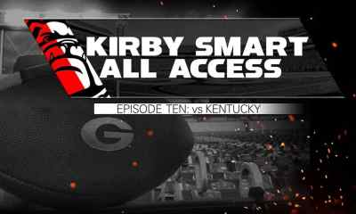 Kirby Smart All Access 10: vs. Kentucky