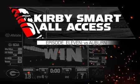 Kirby Smart All Access 11: vs. Auburn