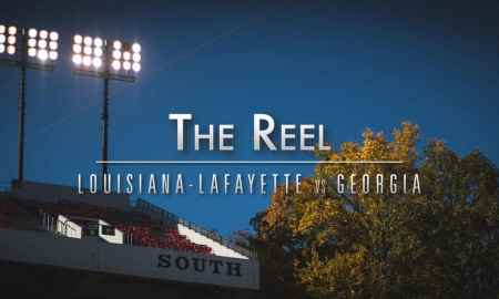 The Reel - Louisiana-Lafayette vs Georgia