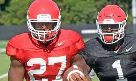 Nick Chubb-Sony Michel