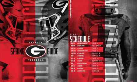 2017 UGA Spring Football Guide