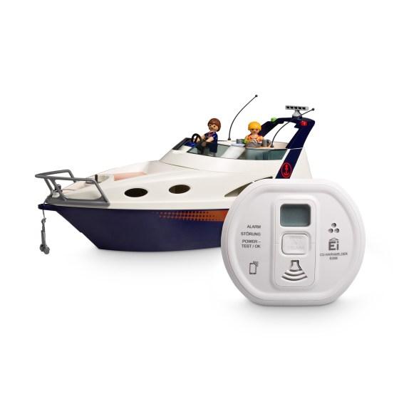 Auch auf Booten kann es zu Kohlenmonoxidvergiftungen kommen.