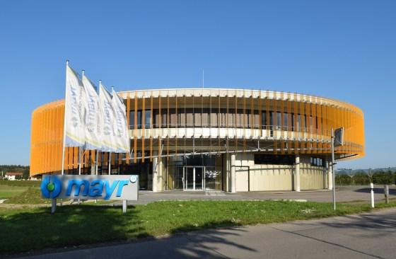 Im Allgäuer Stammhaus in Mauerstetten arbeiten derzeit rund 700 Beschäftigte.