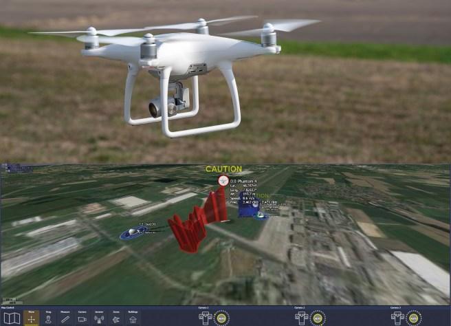 Die Drohnendetektionssysteme Secur iLocate Aartos bieten Lösungen mit Funktionalitäten zum Detektieren, Klassifizieren, Identifizieren und Lokalisieren ferngesteuerter sowie autonomer Drohnen.