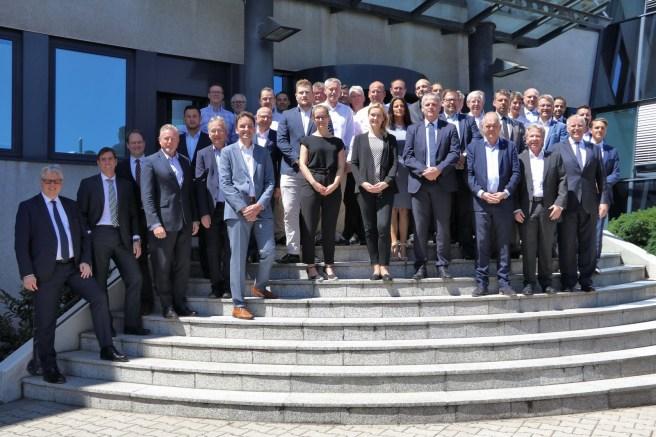 Mehr als 40 Mitglieder hatten an der Mitgliederversammlung der ASW NRW teilgenommen und der Umbenennung in ASW West zugestimmt.