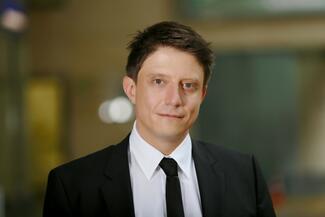 Stefan Bange, Country Manager DACH, Digital Shadows, zu den digitalen Risiken der physischen Sicherheit.