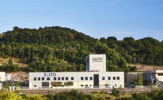 Salto legt viel Wert darauf, seine Zutrittssysteme auch ökologisch nachhaltig zu produzieren.