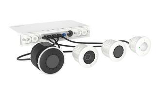 Die Videolösungen von Mobotix setzen auf Künstliche Intelligenz und helfen so im Einsatz gegen die Pandemie.