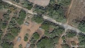 Rilievo fotogrammetrico RTK con GCP overlap su Google Earth
