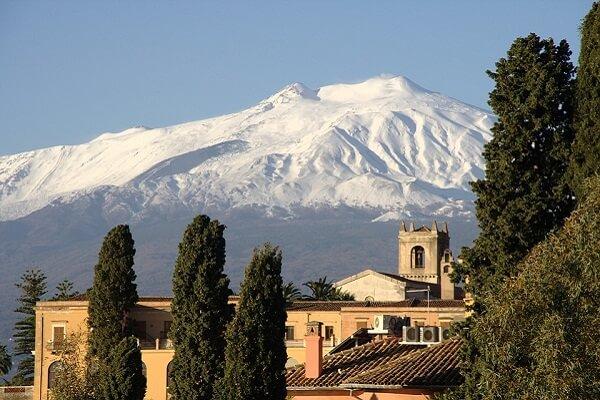 Etna en Sicile