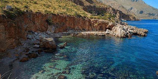 Crique Reserve Zingaro Sicile