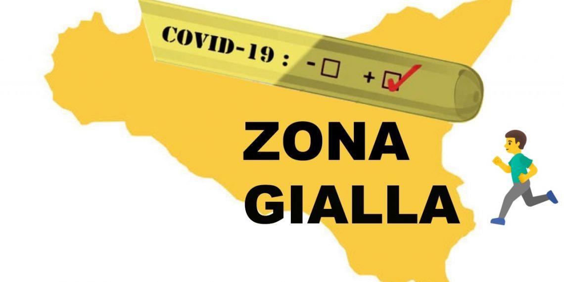 Sicilia, ormai è certo: da domani zona gialla? - Sicilia 24h