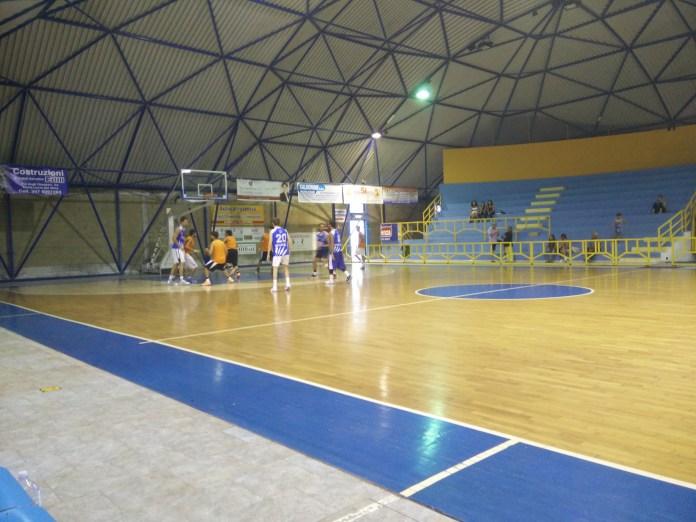 Amichevole Cocuzza - Amatori Basket Messina