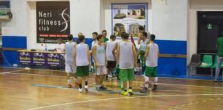 Amichevole Costa D'Orlando - Green Basket Palermo