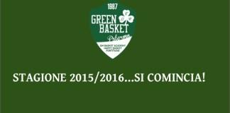 Raduno Green Basket Palermo