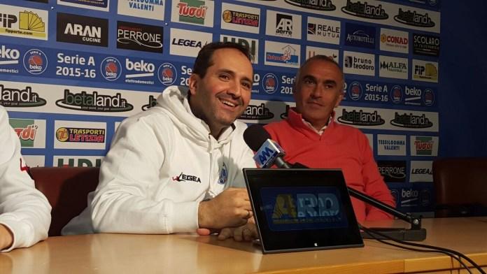 Gennaro Di Carlo ed Enzo Sindoni