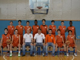 Amatori Basket Messina Under 16 campione regionale 2014-2015