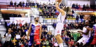 Aquila Basket Palermo - Cassino - photo Gabriella Ricciardi