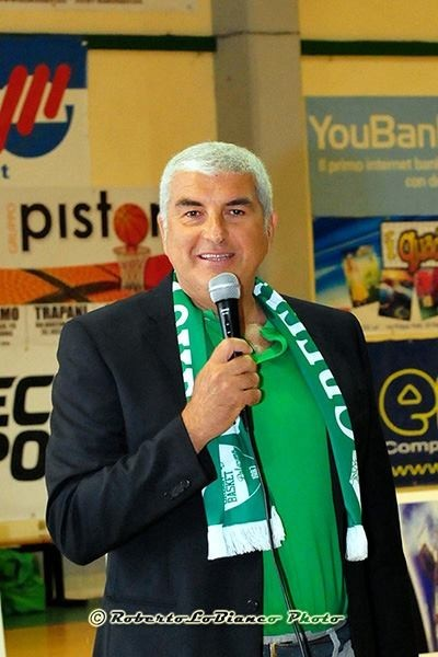 Fabrizio Mantia, Presidente Green Basket Palermo: