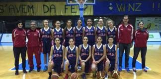 Rappresentativa Sicilia al Trofeo Rimini femminile