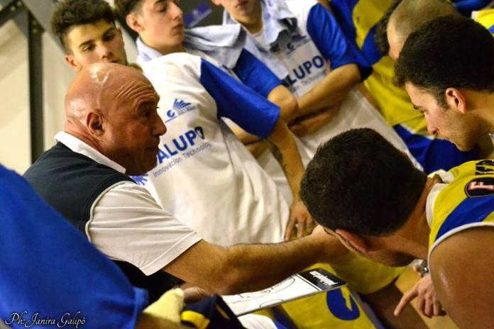 Timeout Coach Fiasconaro