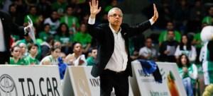 Nino Molino allenatore della Passalacqua Spedizione Ragusa e della Nazionale italiana Under 20