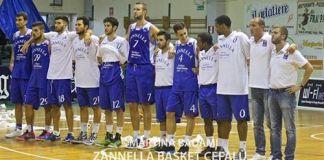 Zannella Basket Cefalù - photo Martina Badami