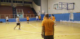 Coach Maggio amichevole Amatori Messina - Castanea