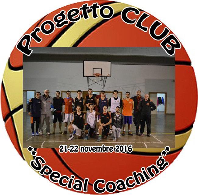 Special coaching Amatori con coach Anselmo