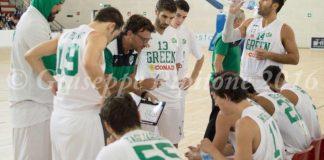 Timeout del Green Basket