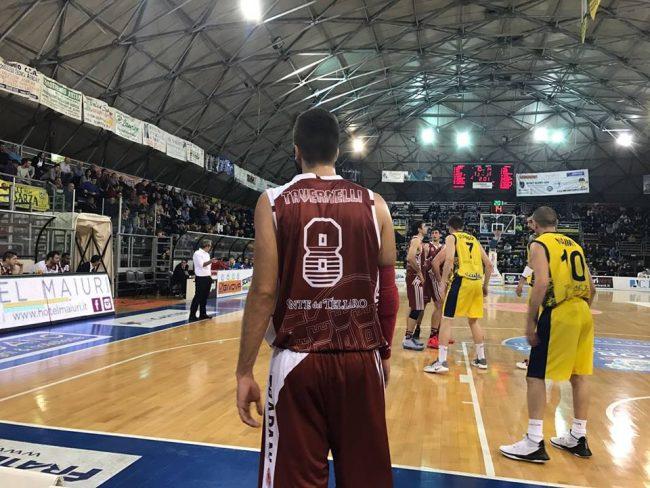 Tavernelli (Trapani) contro Scafati