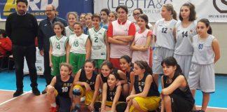 Joint the Game. Centro Pallacanestro Giarre brilla nella femminile