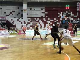 U18E Trapani - Amatori Basket Messina