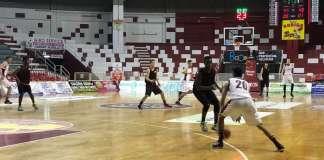 U18E Trapani - Amatori Basket Messina