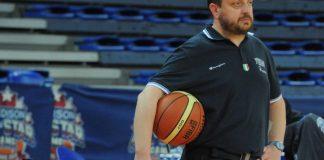 Andrea Capobianco elogia il basket femminile siciliano
