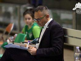 Gianni Recupido coach della Passalacqua Ragusa