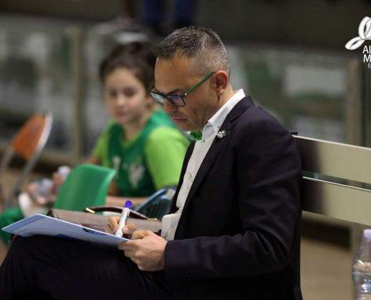 Gianni Recupido allenatore della Passalacqua Ragusa