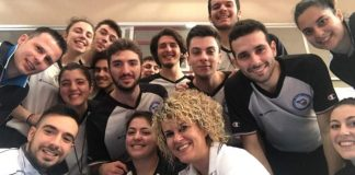 C Silver. Gli arbitri siciliani si preparano ai playoff (ph. C. S)