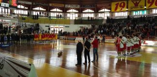 Basket Barcellona - La Meta Teramo Basket 1960