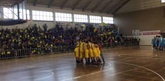 Il Basket Giarre torna in Serie C