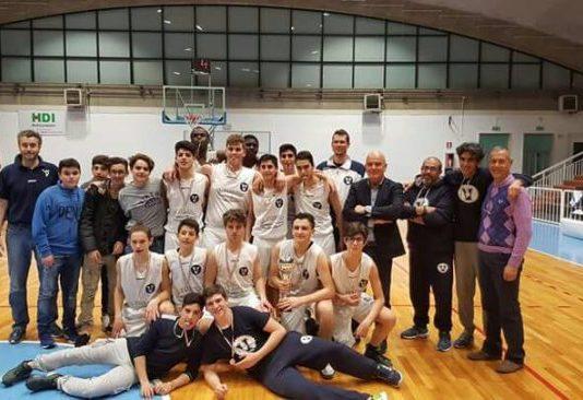 Under 15. La Virtus Ragusa sembra una senior, battuta Trapani 62-47 ed è titolo regionale