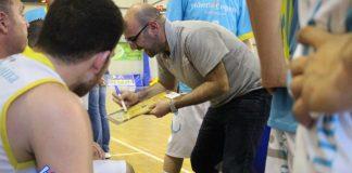 """Cestistica Torrenovese, parla coach Bacilleri: """"Crediamo in questo sogno"""""""