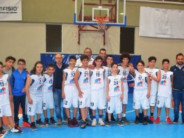 La Polisportiva Alfa Catania Under 13