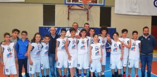 La Polisportiva Alfa Catania Under 13