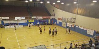 Basket School Messina - Spadafora, gara 3 dei playout