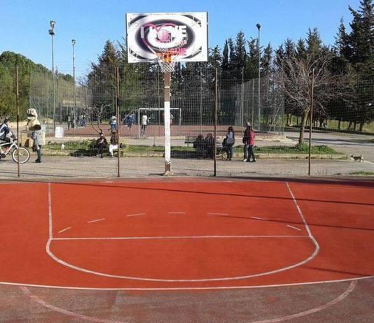 """Il campo """"I love this Game"""" di Mazzarino (Cl)"""