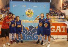 Alma Basket Patti alla finale del Jtg 2017 di Jesolo